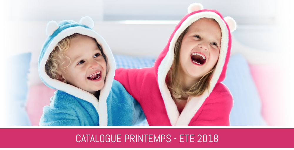 Collection printemps-ete 2018